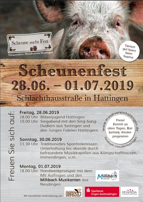 7. Scheunenfest Hattingen